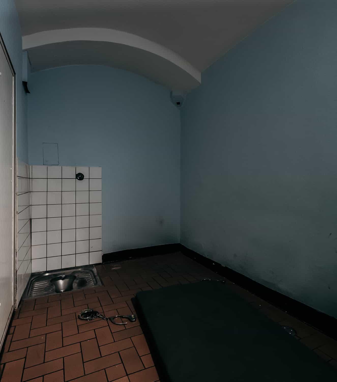 Einzelhaft JVA Münster Ansgar Dlugos Fotografie