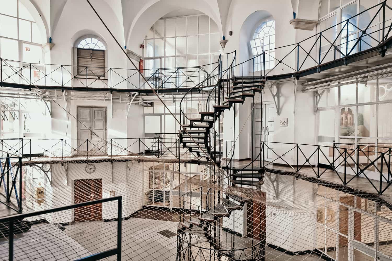 Gefängnis Münster Ansgar Dlugos Fotografie