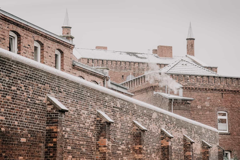Winter im Gefängnis Ansgar Dlugos