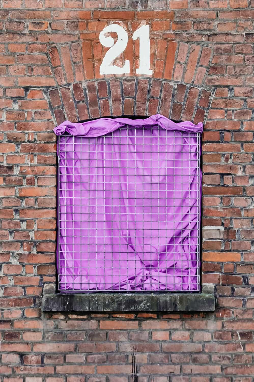 Fenster JVA Münster Ansgar Dlugos Fotografie