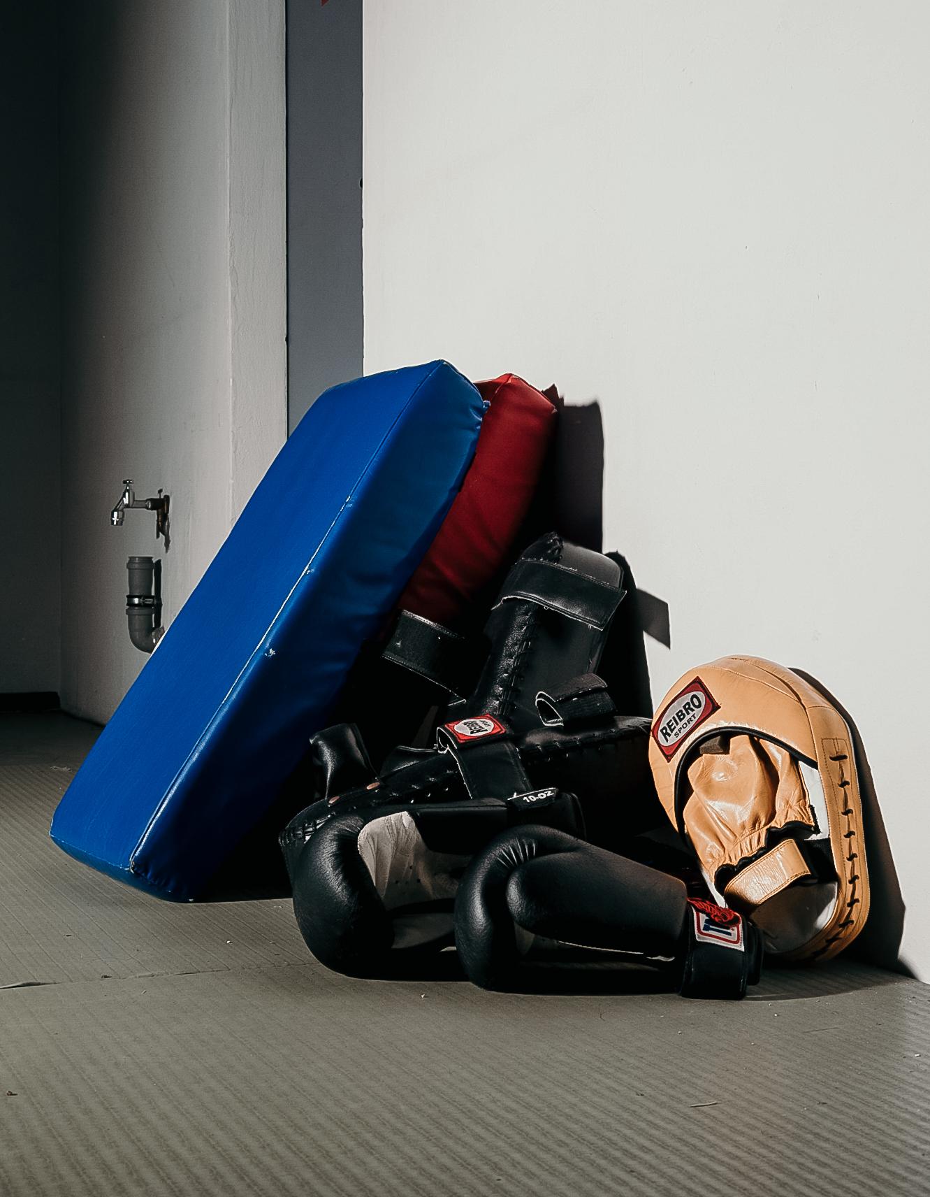 Kickboxen Ansgar Dlugos Fotografie